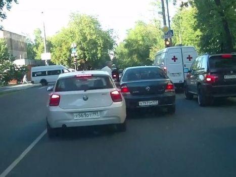 Conductor imprudente atropella por la espalda a un anciano | Seguridad Vial | Scoop.it