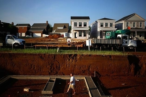 Sales of New U.S. Homes Unexpectedly Rise to Seven-Year High | Real Estate Trending | Scoop.it