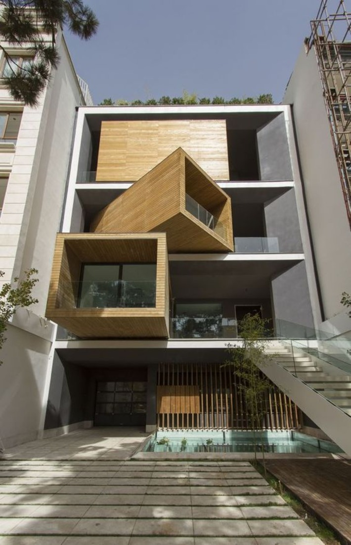 This House's Rooms Rotate With the Touch of a Button | Architectural News | Scoop.it