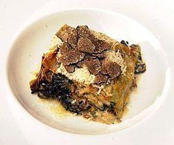 Vincisgrassi : Rare Recipes : Welsh Rarebits | Le Marche and Food | Scoop.it