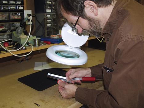 Hack Your Own Wireless Leash - IEEE Spectrum | Arduino&Raspberry Pi Projects | Scoop.it