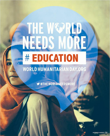The World Needs More #Education! | Leveraging Technology for Education | Scoop.it