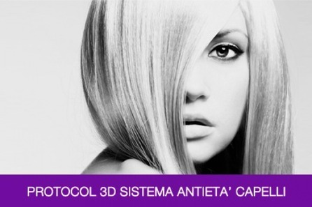 Protocol 3d sistema antietà capelli | Medicina Estetica Pisano | Centro Medicina Estetica Pisano | Scoop.it