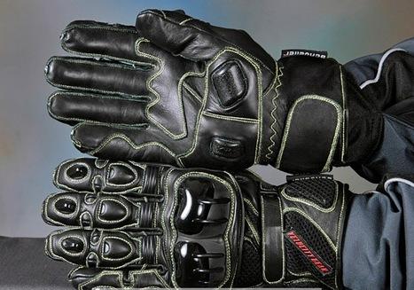 Branded Motorcycle Gloves for Safe Bike Riding | Tested Motorcycle Gloves | Scoop.it