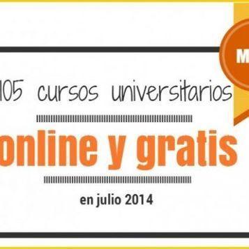 105 cursos universitarios, online y gratuitos que inician en julio | formación y educación | Scoop.it