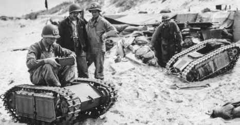 9 Key Military Code Names of D-Day | MilPolSec | Scoop.it