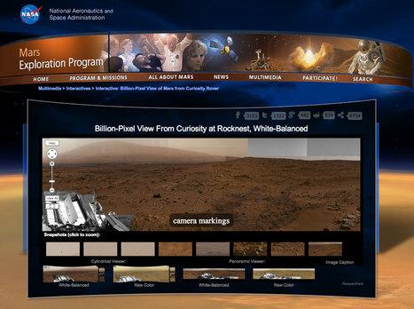 Marte come non l'avete mai visto. Ma proprio mai. – Storie spaziali - Blog - Le Scienze | l | Scoop.it