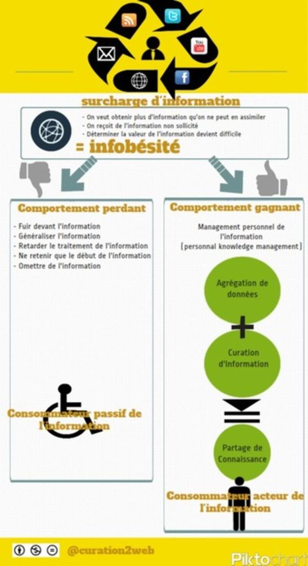 Névrose d'information, le mal d'une société 2.0 | Curation, Veille et Outils | Scoop.it