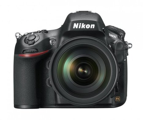 Nikon D800, ya es oficial | FavPicture | Scoop.it