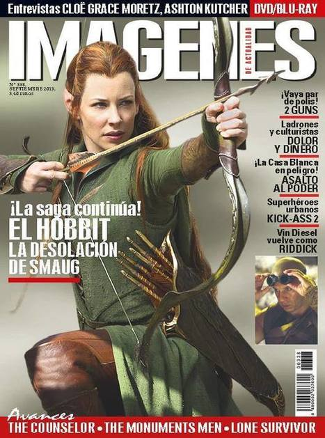 New Desolation of Smaug feature in Spanish mag Imagenes - TheOneRing.net | 'The Hobbit' Film | Scoop.it
