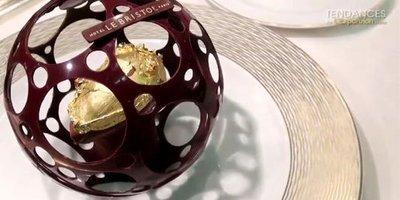 gastronomie:Les secrets chocolatés du chef Laurent Jeannin   Gastronomie et alimentation pour la santé   Scoop.it