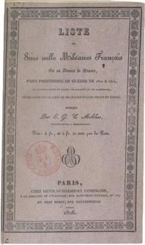 Une liste de 16 000 militaires morts pendant les guerres napoléoniennes - Le Blog Généalogie - Toute l'actualité de la généalogie - GeneaNet | blog de Jobris |