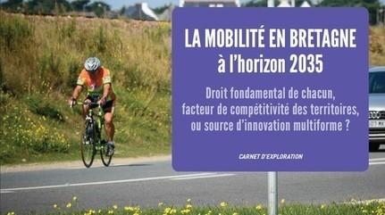 La mobilité en Bretagne en 2035 «Carnet d'exploration» - DREAL Bretagne   Déplacements-mobilités   Scoop.it