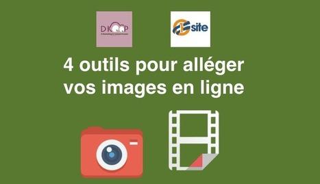 4 outils en ligne pour alléger vos images | Pédagogies | Scoop.it