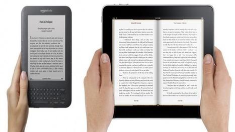 Comment les liseuses numériques surveillent nos lectures | Presse a l'école | Scoop.it