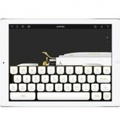 Tom Hanks made a typewriter app for iPad that goes clickety-clack   News, design & co   Scoop.it