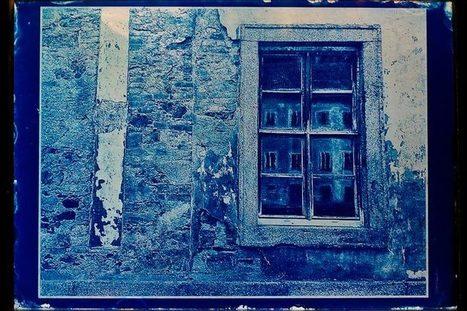 Cyanotype On Glass | Alternative Photography Workshop | Dec 2014 - Chaitanya Guttikar | L'actualité de l'argentique | Scoop.it