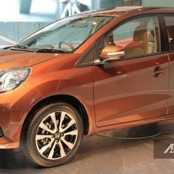 Pictures: Honda Mobilio MPV Concept Unveiled in Indonesia Today - Gaadi.com | Mahindra Cars India | Scoop.it