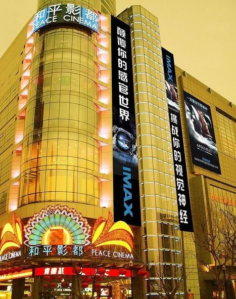 Rise In China-Hollywood Linkups Continue - Forbes | CLOVER ENTERPRISES ''THE ENTERTAINMENT OF CHOICE'' | Scoop.it