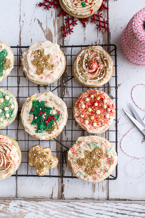 The 50 Best Christmas Cookies This Season | Yummy goodness | Scoop.it