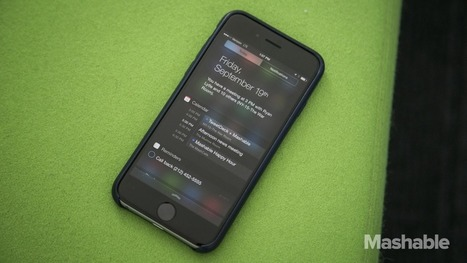 9 awesome iOS8 features that can help your business   Enterprise Social Network   Scoop.it
