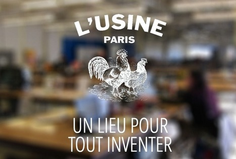 Quand Fleur Pellerin FINANCE le [plus grand] FabLab [fantôme] de Paris | Machines Pensantes | Scoop.it