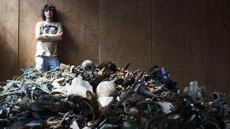 Boyan Slat, le petit génie qui veut nettoyer les océans, commencera en 2016 | Koter Info - La Gazette de LLN-WSL-UCL | Scoop.it