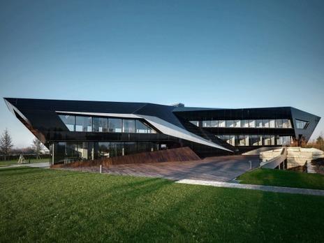 Oficina Vidre Negre | sustainable architecture | Scoop.it
