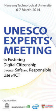 UNESCO Office in Bangkok: Experts' meeting for fostering digital citizenship through safe and responsible use of ICT | Citizenship Education | Scoop.it