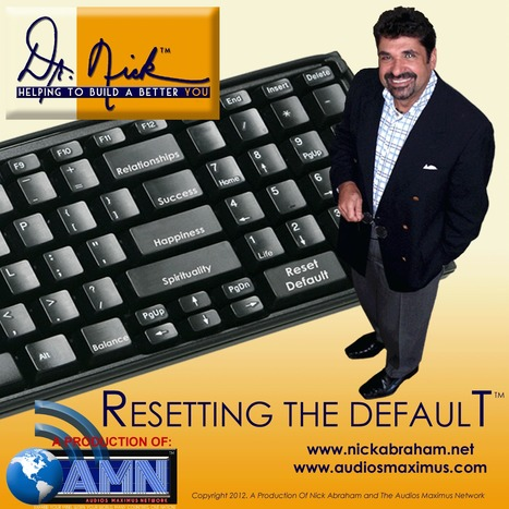 Dr. Nick – Resetting The Default - Episode# 14 - On Stings and Things   Audios Maximus Network:Podcast - Videos   Scoop.it