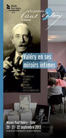 [rencontres] Les journées Paul Valéry 2013, 20 au 22 septembre, Sète | Poezibao | Scoop.it