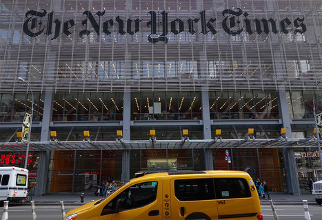 "Restructuration et plan de départs: comment le ""New York Times"" tente de se réinventer 