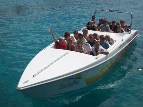 FULL DAY COMINO & BLUE LAGOON by power boat | Great Malta | Scoop.it