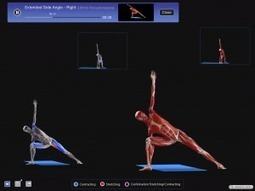 iYoga for Anatomy - Class Tech Tips | Technology Driven Education | Scoop.it