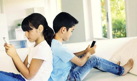 Smartphone : l'addiction numérique s'amplifie ! | Smart Work & Smart Places | Scoop.it