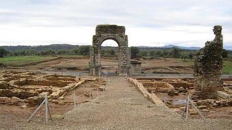 Ciudades de la Vía de la Plata celebran el nacimiento de Trajano   Arqueología romana en Hispania   Scoop.it