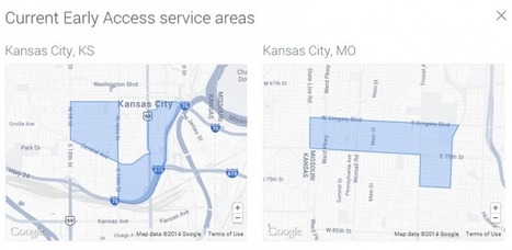Google opens Fiber for Small Business Early Access Program in Kansas City | Developing Apps | Scoop.it