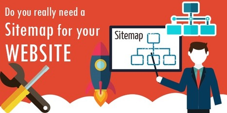PromotionWorld : Do you really need a Sitemap for your website? | Web Design and Development | Scoop.it