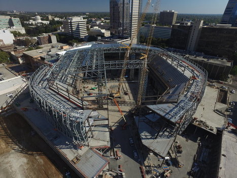 Drones and BIM combine to spot trouble on big building projects | Digital REvolution in Real Estate | Scoop.it