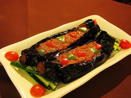 Delish Recipes: Karniyarik | Eggplant slit belly (Turkish) | Delish Recipe | Scoop.it