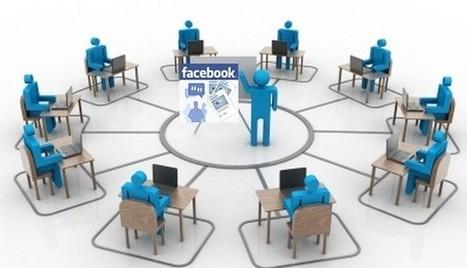 Facebook como plataforma virtual de apoyo a la docencia universitaria | Contenidos educativos digitales | Scoop.it