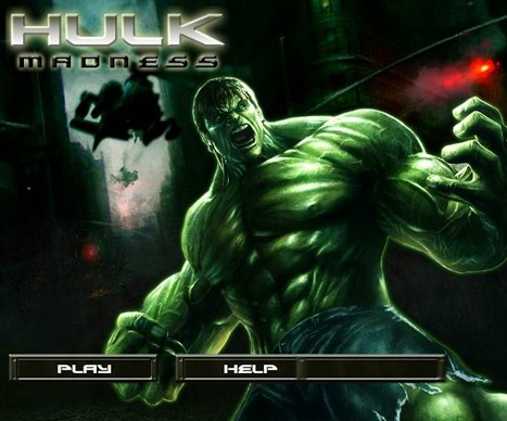 Hulk Madness | Action Games | Online Shooting Games | Scoop.it