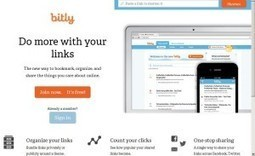 BITLY per accorciare i nostri link - SMC | Social media culture | Scoop.it