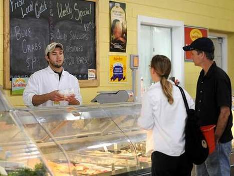 Buy-local, sustainable movements meet at the fish market | North Carolina Agriculture | Scoop.it