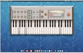 6 Notable Mac Apps for Music Teachers ~ Educational Technology and Mobile Learning | Daring Ed Tech | Scoop.it