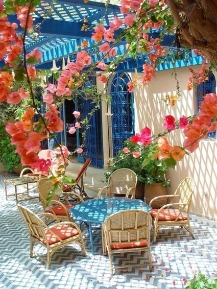 56 Cutie Pastel Patio Design Ideas | DigsDigs | Designing Interiors | Scoop.it