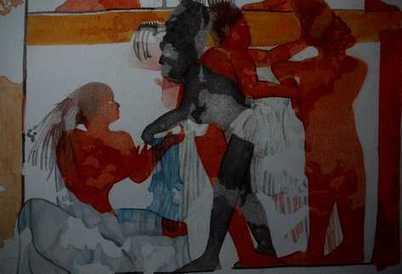 Hallan en el norte de Guatemala primer mural maya pintado con técnica al fresco   Comunicación cultural   Scoop.it