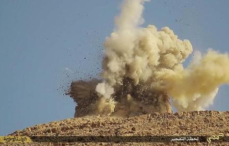 Palmyra the Scene of Latest Islamic State Violence, 2 Mausoleums Destroyed - US News | Learning, Teaching & Leading Today | Scoop.it