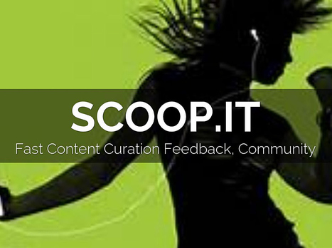 Scoop.it One of 5 Secret & Disruptive Content Curation Tools | Marketing Revolution | Scoop.it