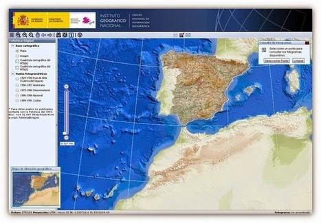 Blog IDEE: La Fototeca Digital del IGN y CNIG | Nuevas Geografías | Scoop.it